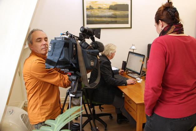 Interview RTV Rijnmond