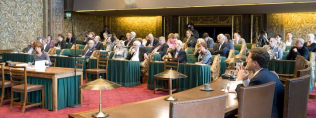 Quotumwet aangenomen door de Eerste Kamer